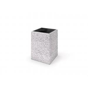 Kosz betonowy 05